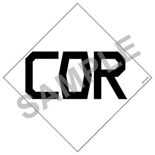 HazCom Symbol Package - COR (Corrosive) (00328)