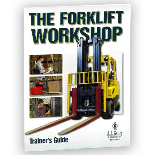 The Forklift Workshop - Trainer's Guide (03682)