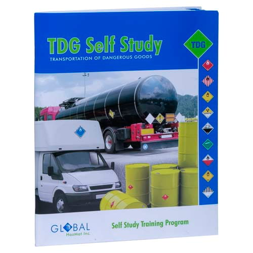 TDG Self Study Manual - Transportation of Dangerous Goods (03924)