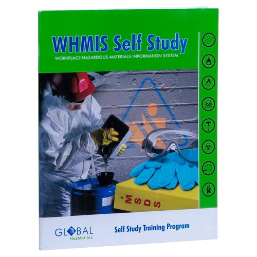 WHMIS Self Study Manual (03926)