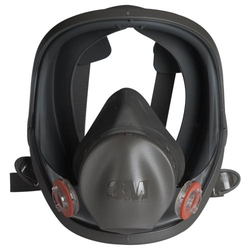 3M™ Full Facepiece 6000 Series, Reusable (04878)