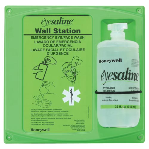 Sperian Saline Wall Station - 32 oz. (04675)