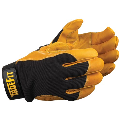 TILLMAN® TrueFit™ Top Grain Deerskin Mechanics Gloves (04779)