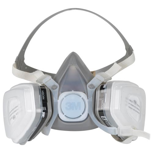 3M™ 5000 Series Half Facepiece Disposable Respirator (04806)