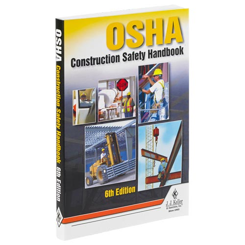 OSHA Construction Safety Handbook - 6th Edition (04990)