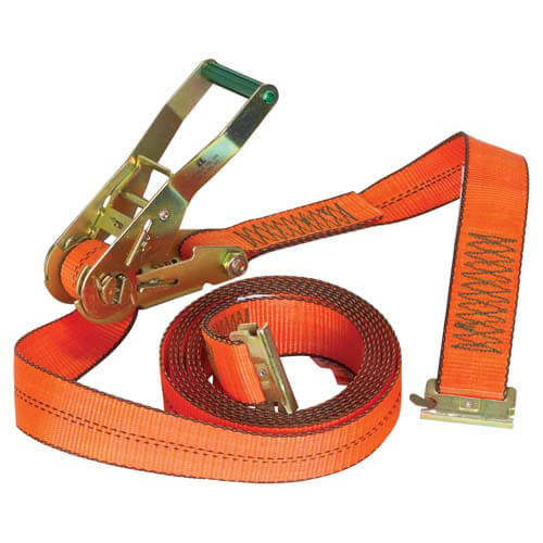 X-TREME Heavy-Duty Logistic Strap w/Ratchet (05625)