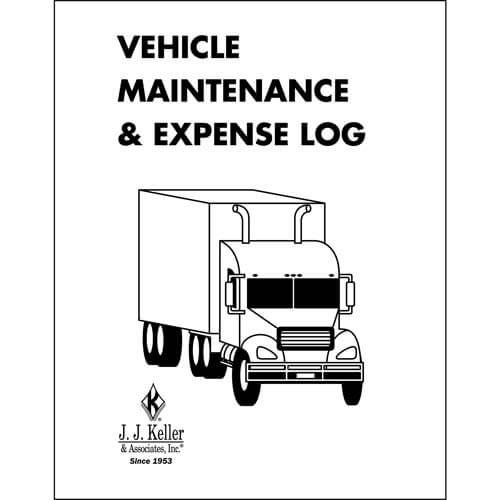 Vehicle Maintenance and Expense Log (00148)