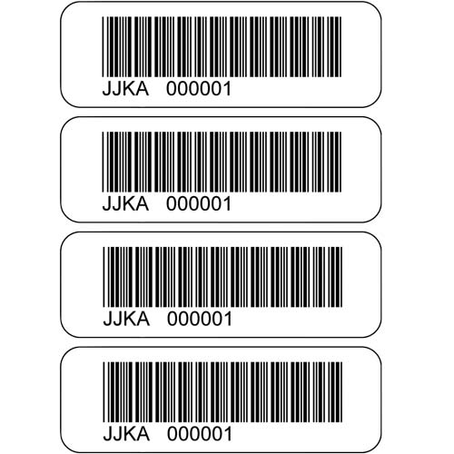 Custom Bar-Code Labels for Customs Cargo Control Documents (01002)