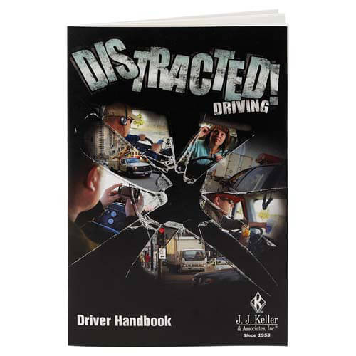 Distracted! Driving - Driver Handbook (05624)