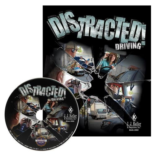 Distracted! Driving - DVD Training (05626)