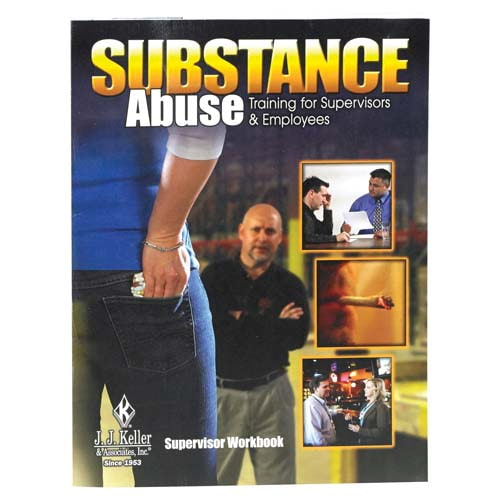 Supervisor Workbook - Substance Abuse Training for Supervisors and Employees (05646)