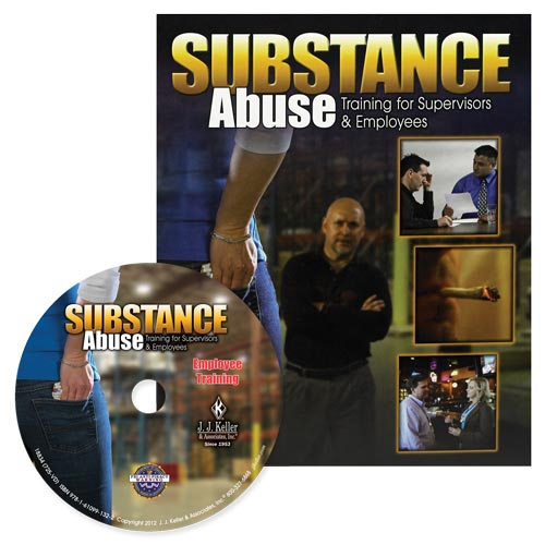Substance Abuse Training for Supervisors and Employees - DVD Training (05649)