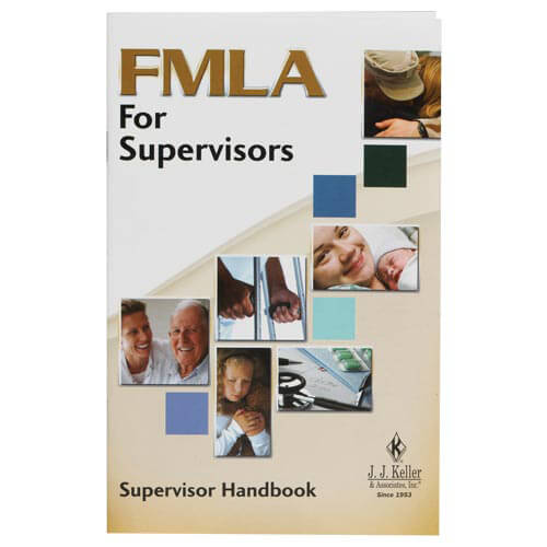 Supervisor Handbook - FMLA for Supervisors Training (05739)