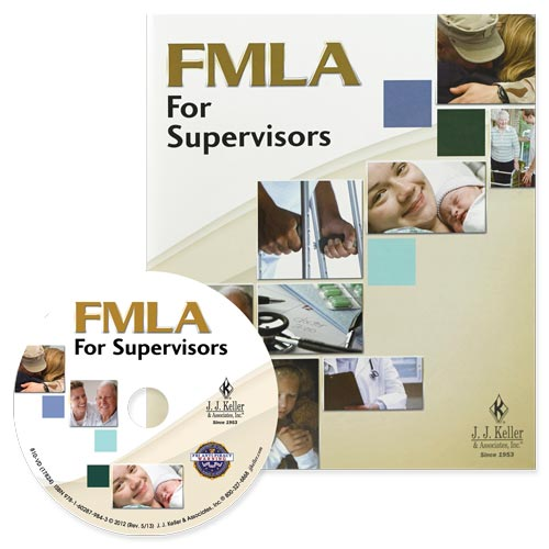 FMLA for Supervisors - DVD Training (05745)