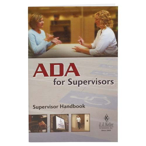 Supervisor Handbook - ADA for Supervisors Training (05748)