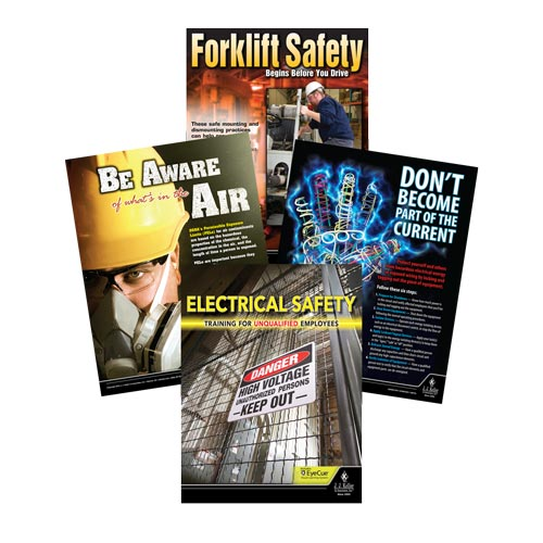Construction Safety Poster Service (01558)