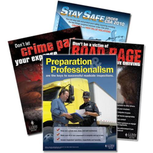 Driver Awareness Poster Service (00436)