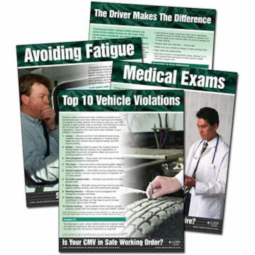 Motor Carrier Safety Awareness Poster Service (00713)