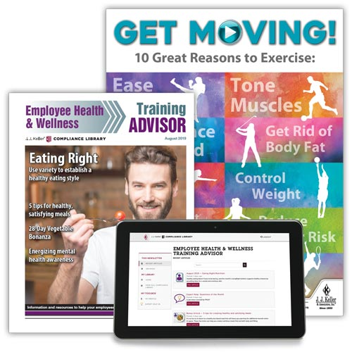 Employee Health & Wellness Training Advisor: LivingRight (00174)
