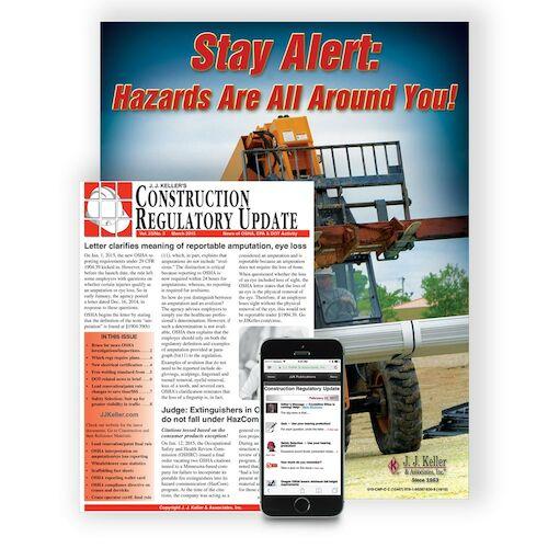 J. J. Keller® Construction Regulatory Update (02789)