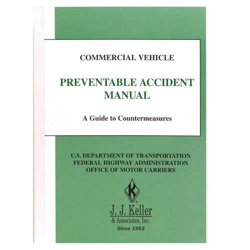 Commercial Vehicle Preventable Accident Manual (01638)
