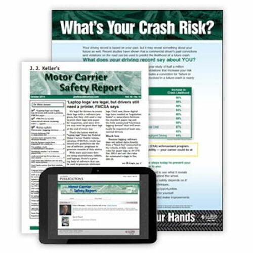 J. J. Keller Motor Carrier Safety Report (02793)