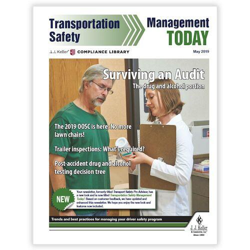 Transport Safety Pro Advisor (00036)