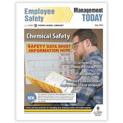 J. J. Keller® Safety Management Today Newsletter (02794)