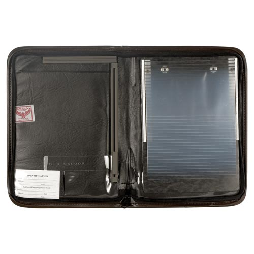 Combination Log Cover and Document Holder (01686)