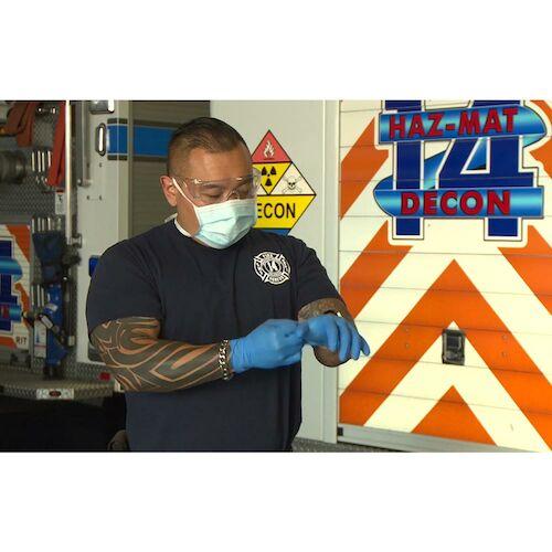 Bloodborne Pathogens In First Response Environments