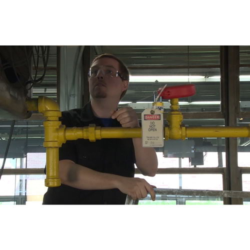 Lockout/Tagout - Online Training Course - Spanish (07138)