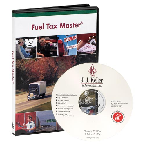 Fuel Tax Master® Software (01413)