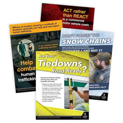 Transportation Security & Risk Management Today Poster Service (05118)