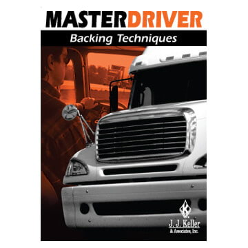 Master Driver: Backing Techniques - Pay Per View Training Program (05287)