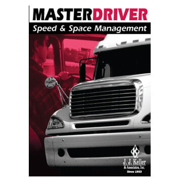 Master Driver: Speed & Space Management - Pay Per View Training Program (05289)