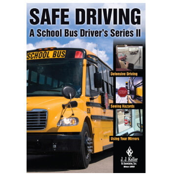 Safe Driving: School Bus Drivers - Seeing Hazards - Streaming Video Training Program (05432)
