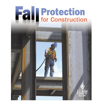 Fall Protection for Construction - Pay Per View Training Program (05360)