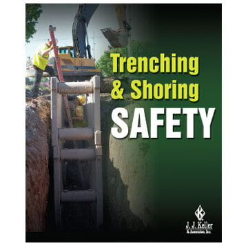 Trenching & Shoring Safety - Pay Per View Training Program (05361)