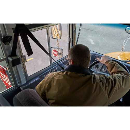 Safe Driving: School Bus Drivers - Using Your Mirrors - Streaming Video Training Program (05434)
