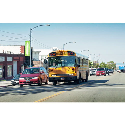 Safe Driving: School Bus Drivers - City Driving - Streaming Video Training Program (05437)