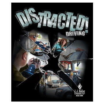 Distracted! Driving - Pay Per View Training Program (05654)