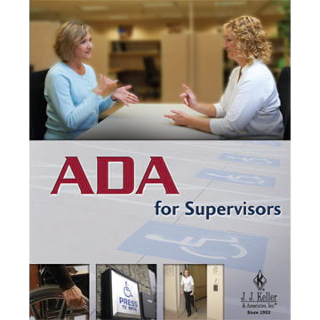 ADA for Supervisors - Pay Per View Training Program (05750)
