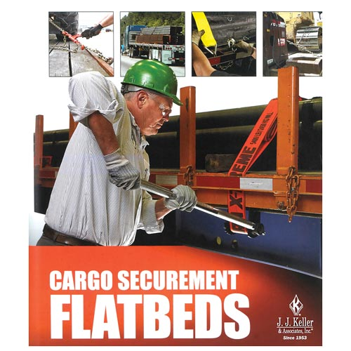 Cargo Securement FLATBEDS - Pay Per View Training Program (06500)