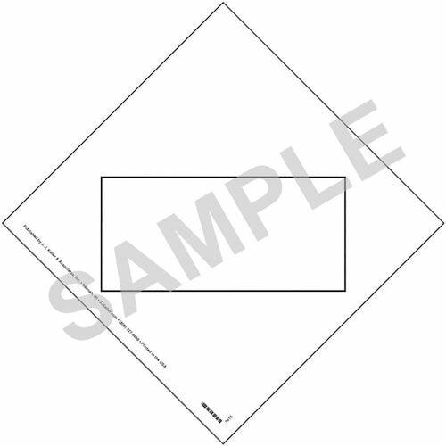 Blank Marking (00722)