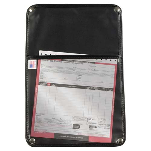 Hazardous Materials Bill of Lading Door Pouch (01781)