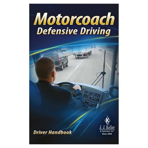 Motorcoach Defensive Driving - Driver Handbook (06897)