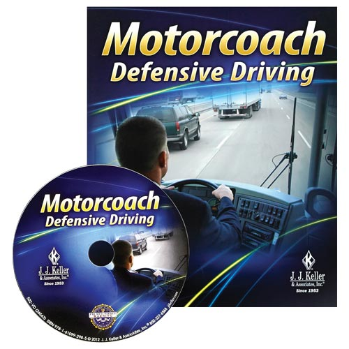 Motorcoach Defensive Driving - DVD Training (06908)