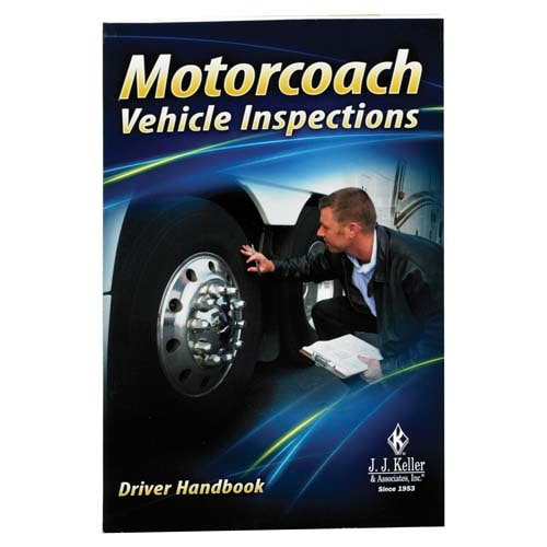 Motorcoach Vehicle Inspections - Driver Handbook (06909)