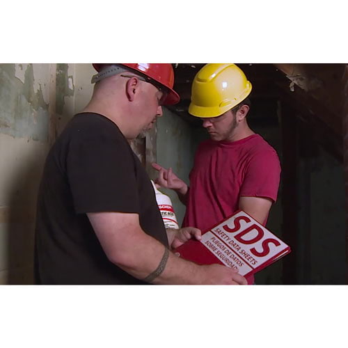 GHS Safety Data Sheets for Construction - Online Training Course (07088)