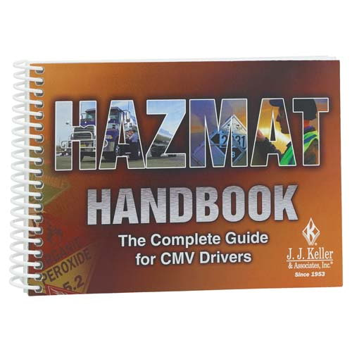 Hazmat Handbook: The Complete Guide for CMV Drivers (07648)